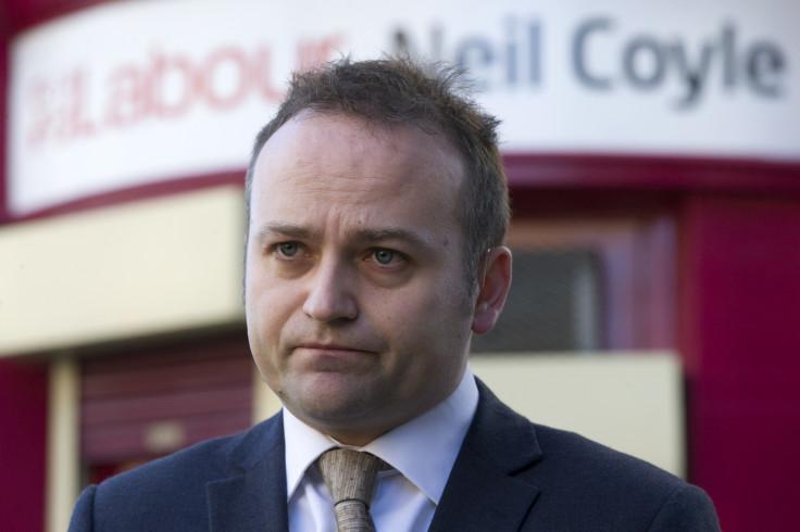 Neil Coyle Labour MP