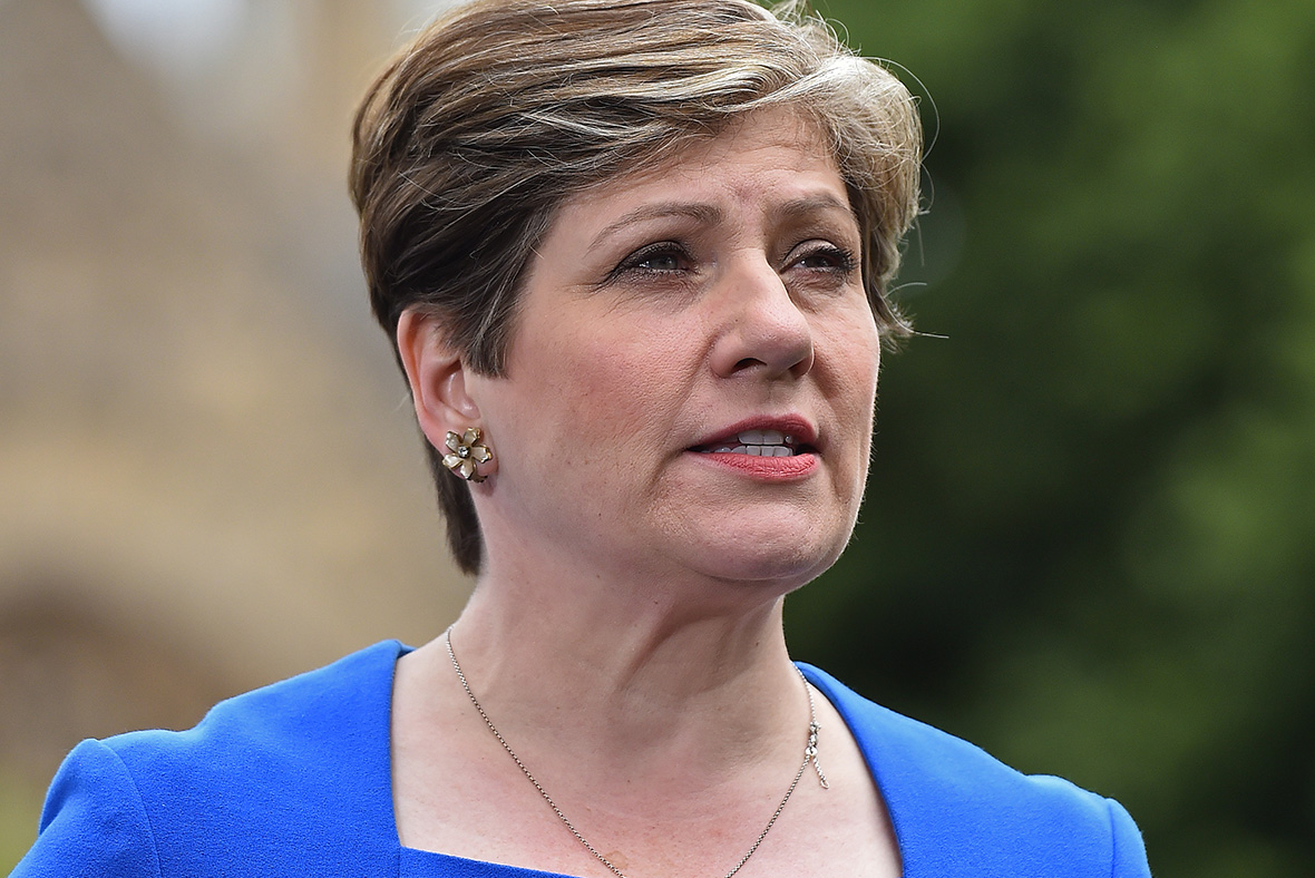 Labour Brexit Crisis: New Shadow Foreign Secretary Emily Thornberry backs Jeremy Corbyn as leader