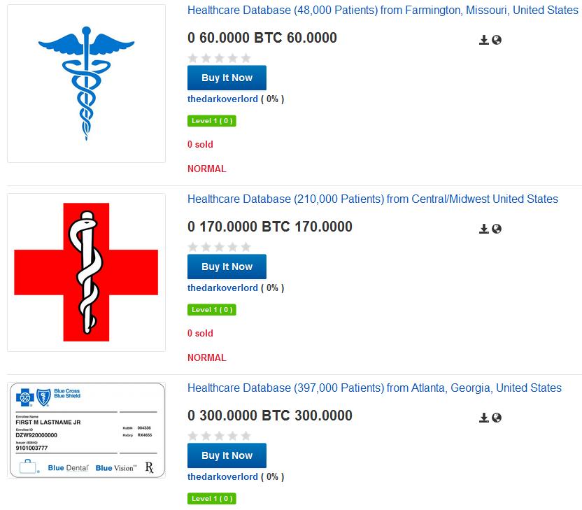 Healthcare Database