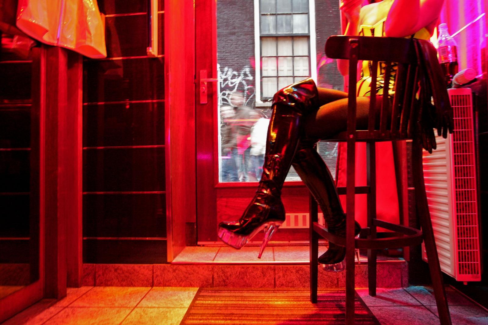 Netherlands Prostitution