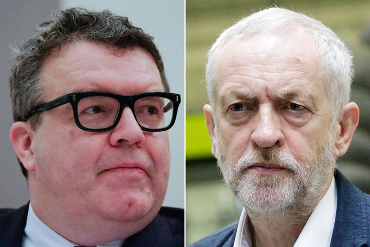 Tom Watson, Jeremy Corbyn