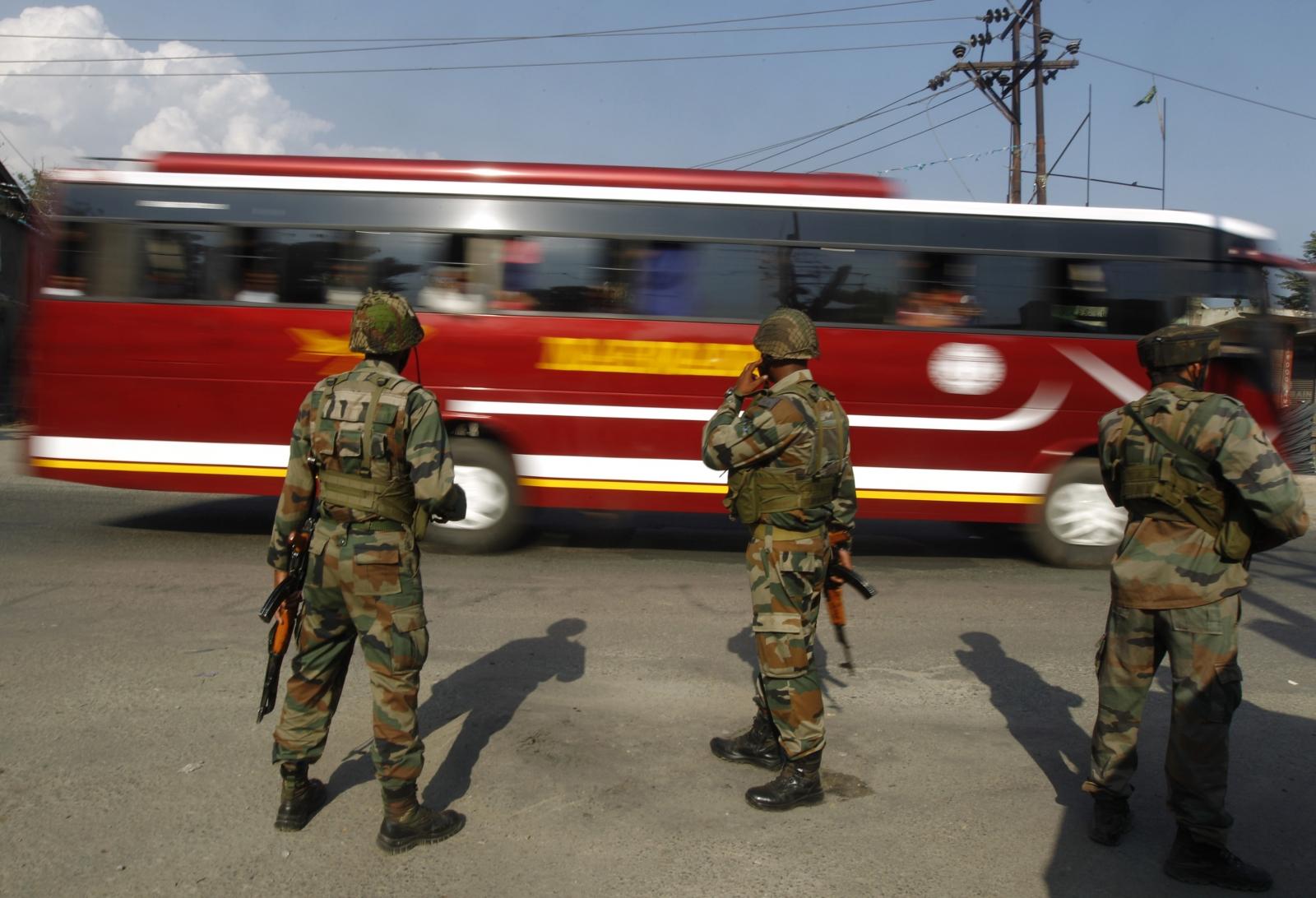 India Pakistan Kashmir tensions