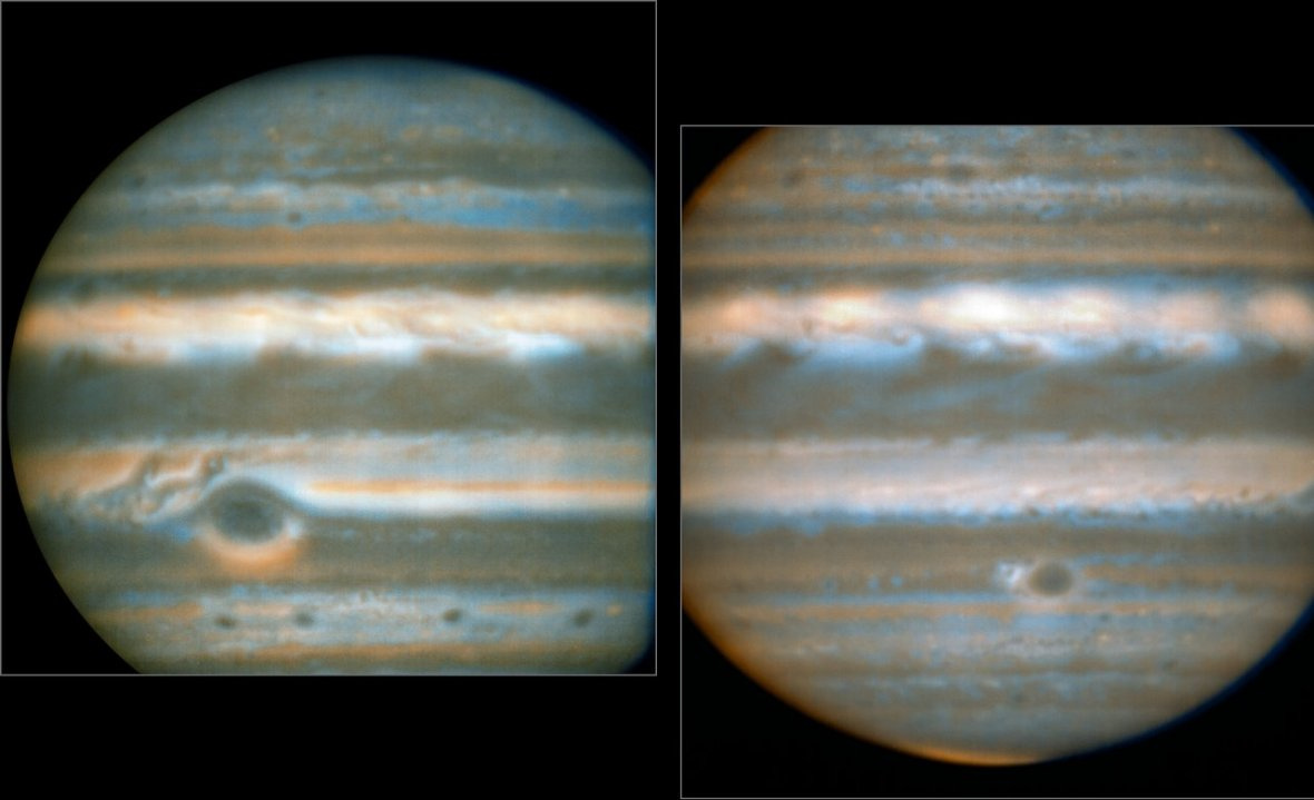 juno jupiter atmosphere images eso
