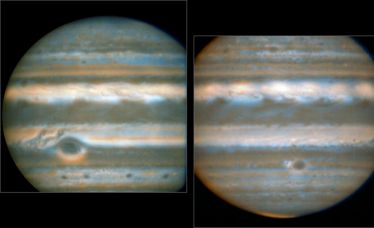 juno jupiter atmosphere images eso