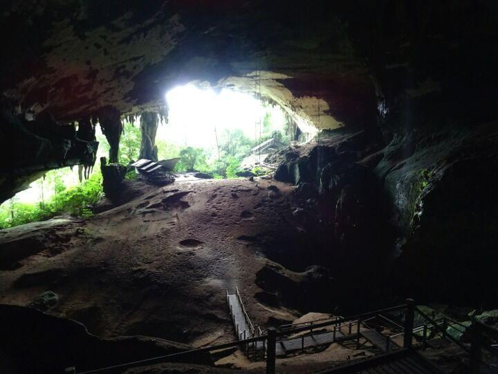 Niah cave Borneo