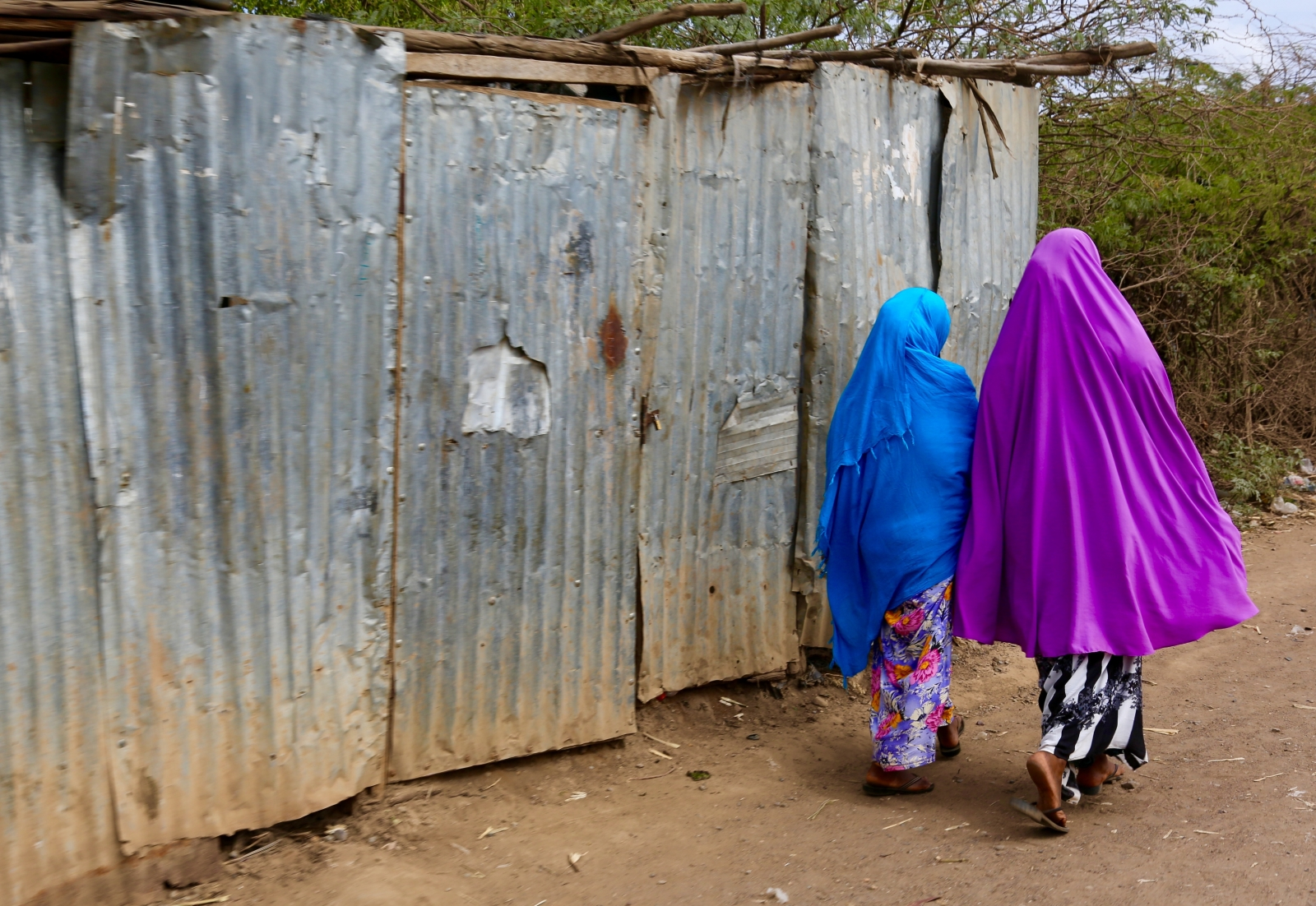Somali refugees in Kenya