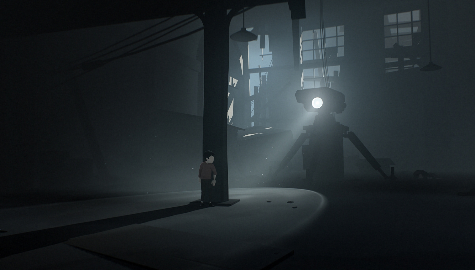 Inside game Playdead