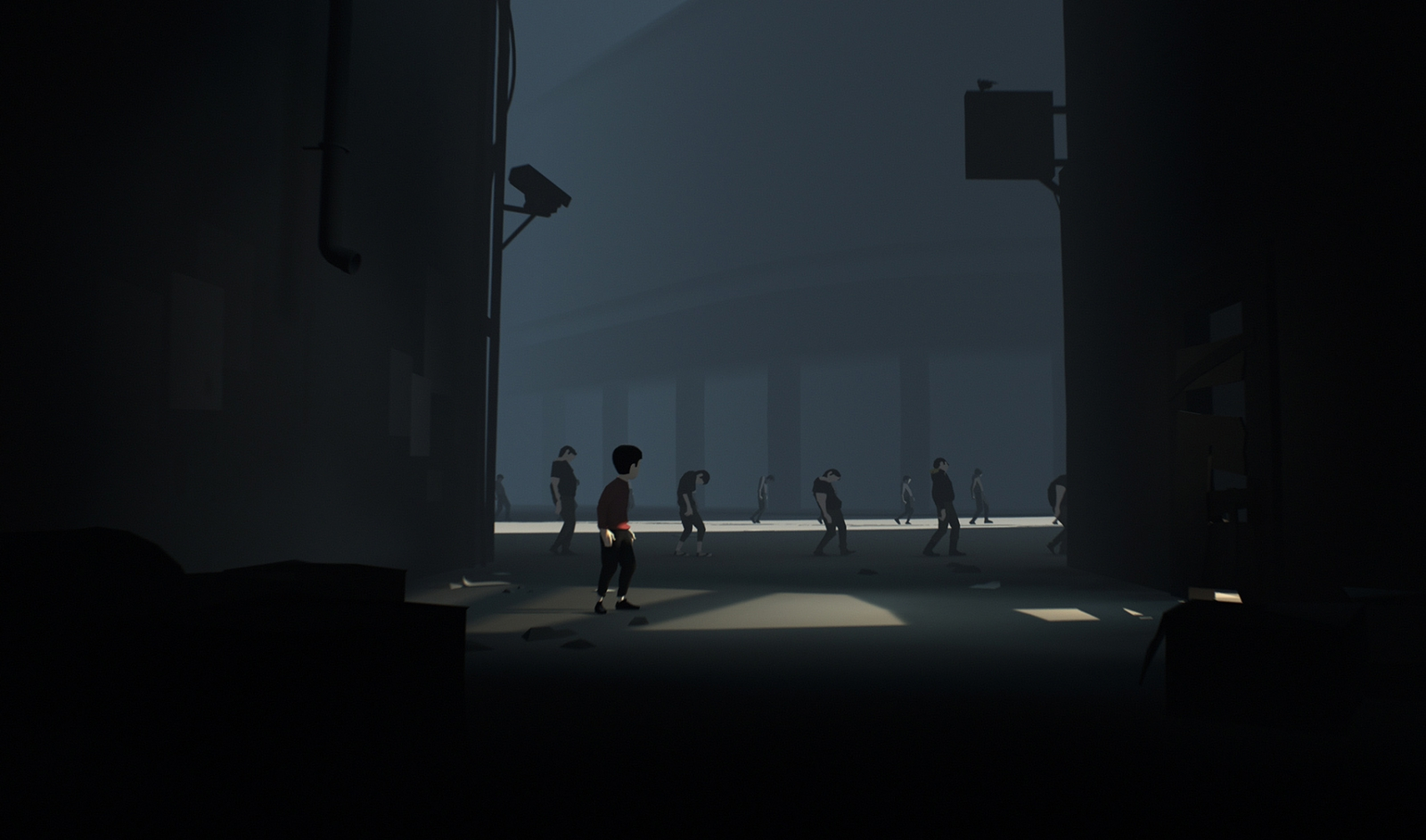 Inside game Playdead