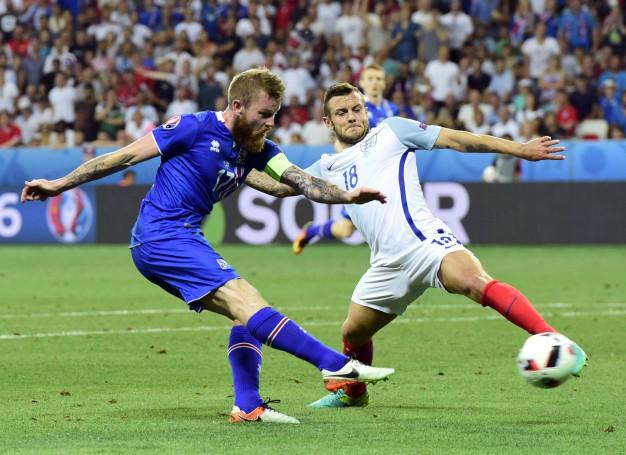 England vs Iceland