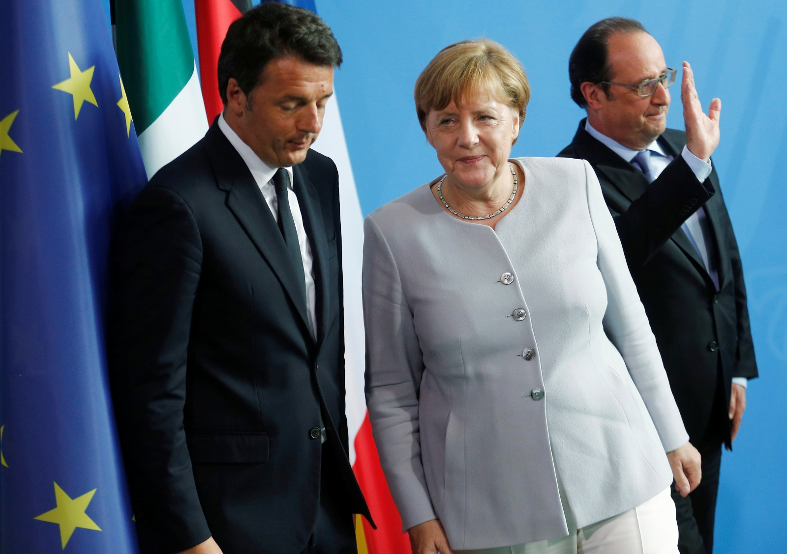 Brexit and European leaders