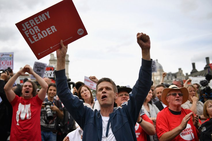 Image result for momentum crowd