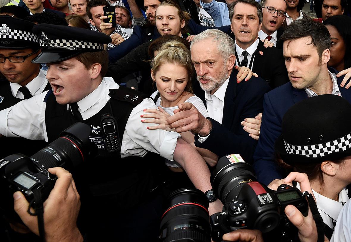 Keep Corbyn