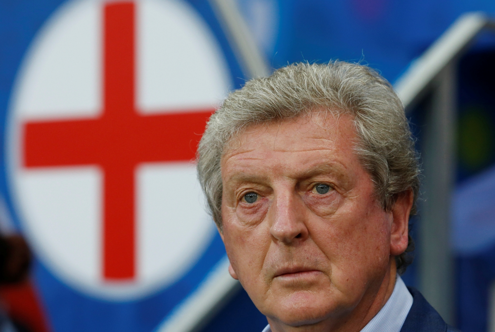 Roy Hodgson resigns