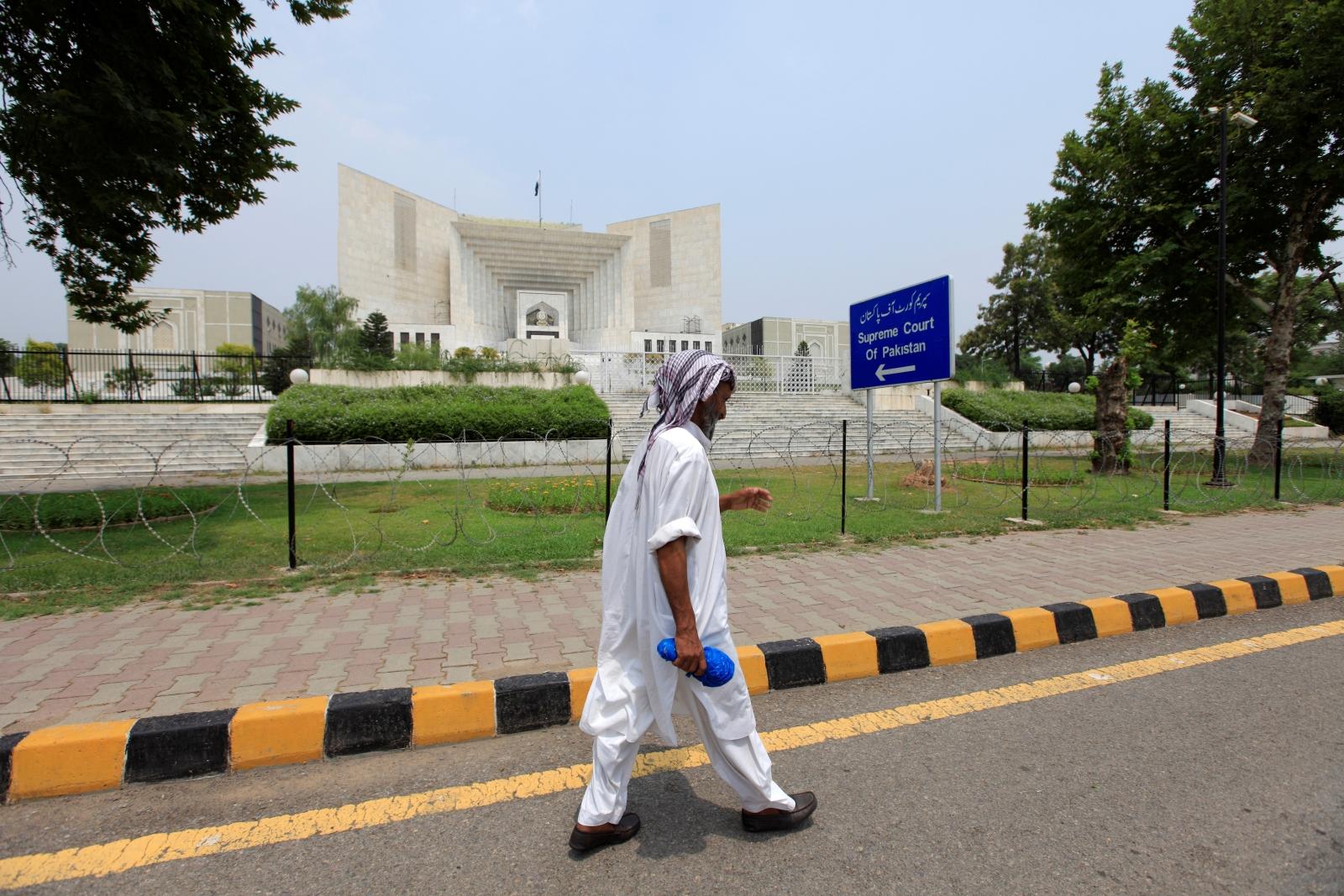 Pakistan Supreme Court