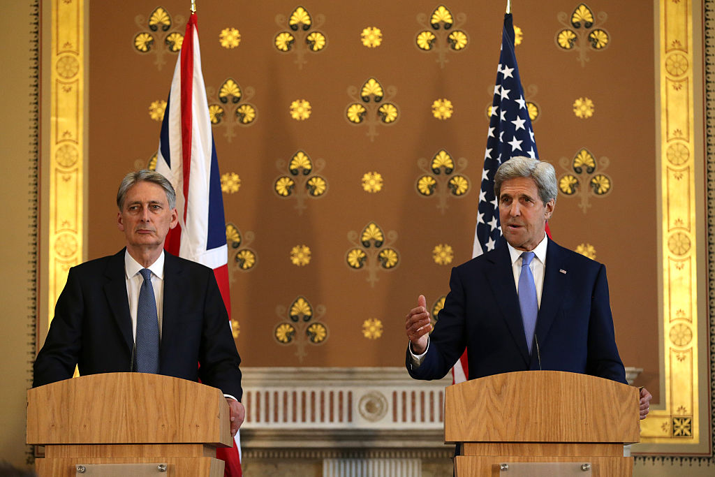 John Kerry affirms US-UK relationship after Brexit