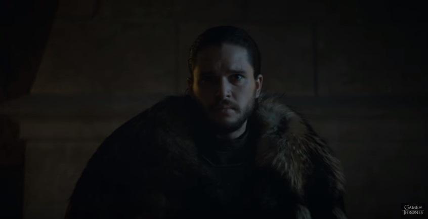 King of the North Jon Snow