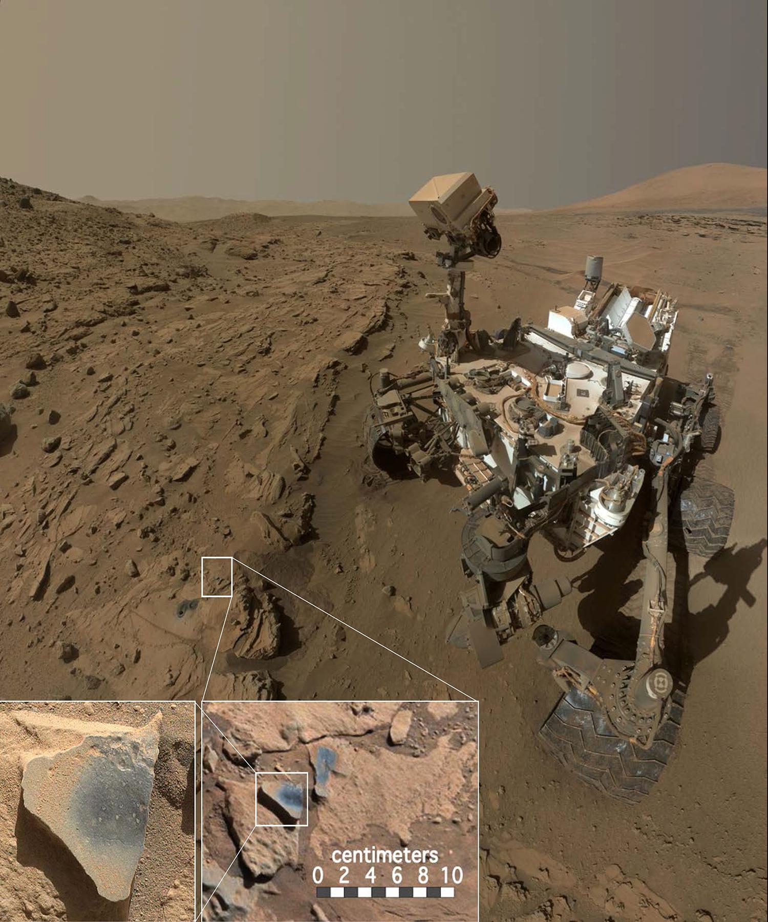 mars atmospheric oxygen
