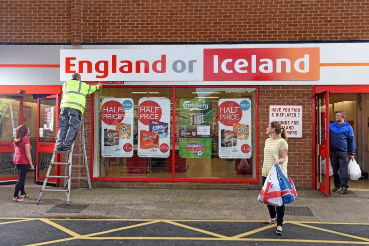 iceland foods dish out banter as fans mistakenly tweet