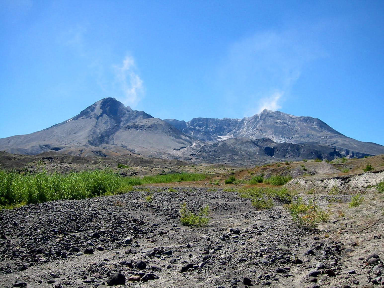 mount st helens volcano