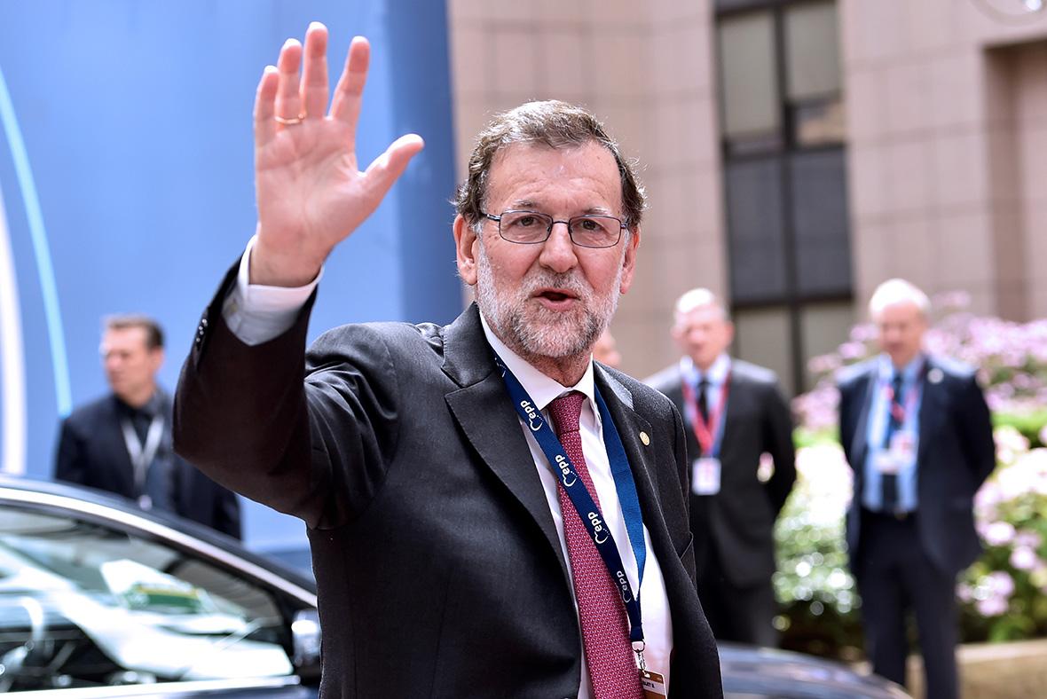 EU Summit: Mariano Rajoy