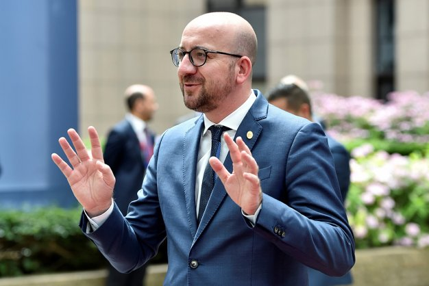 EU Summit: Charles Michel