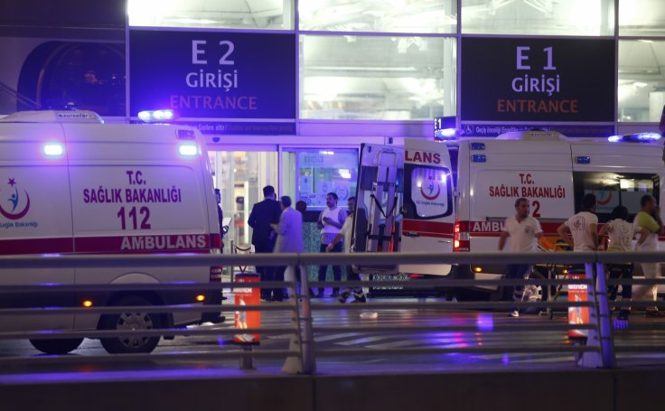 Istanbul attack