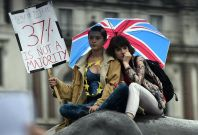brexit protest parliament 2016 eu referendum