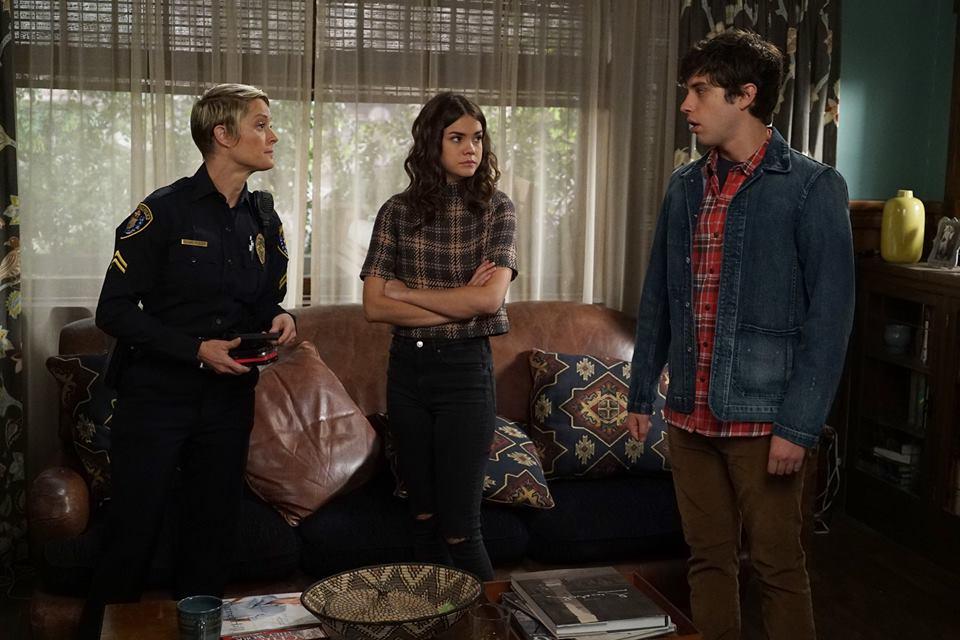 Fosters season 4