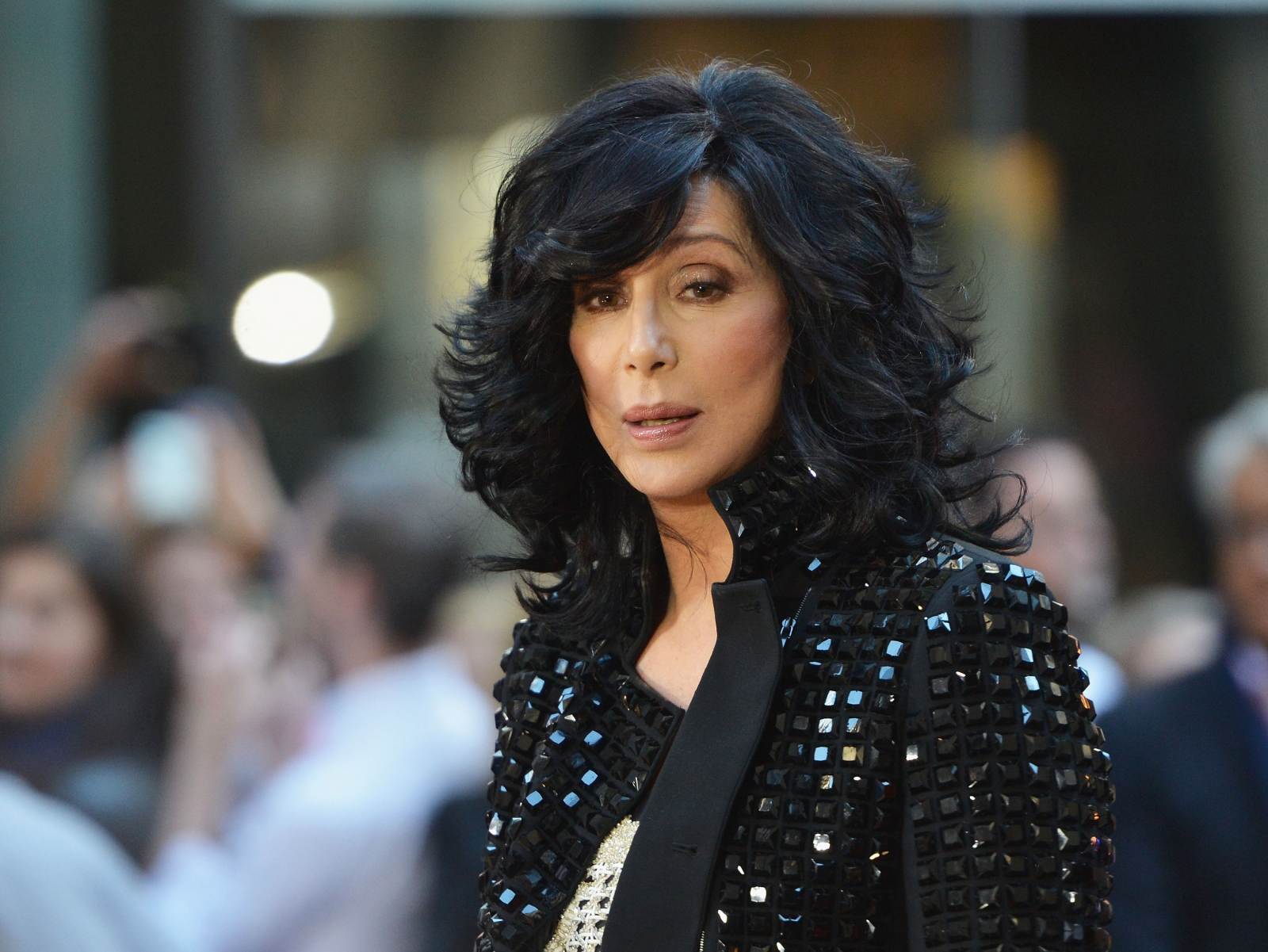 Cher compares Donald Trump to Hitler in scathing attack