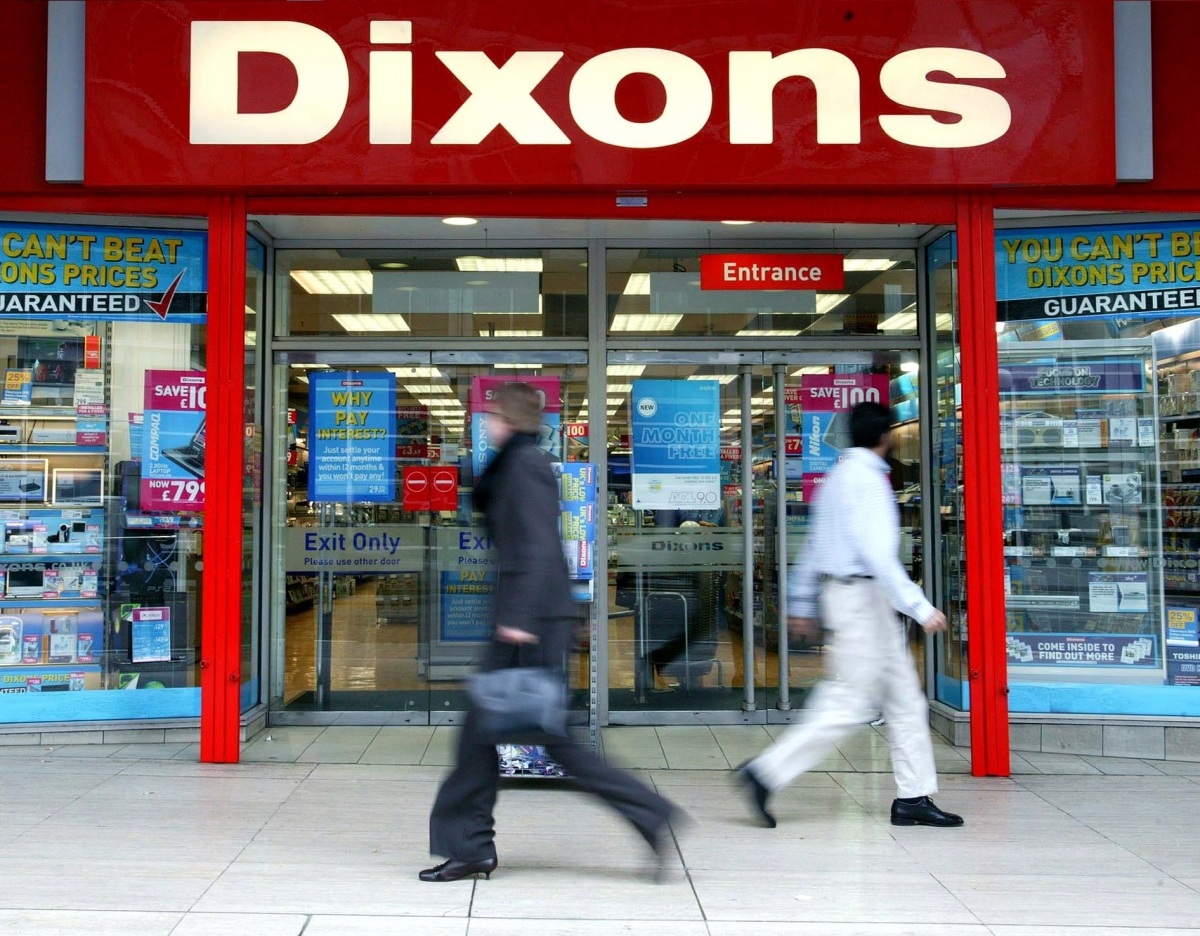 Dixons Carphone posts a 17% increase in profits before tax for the year to 30 April