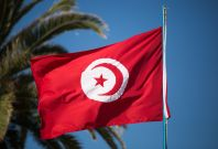 Tunisian flag