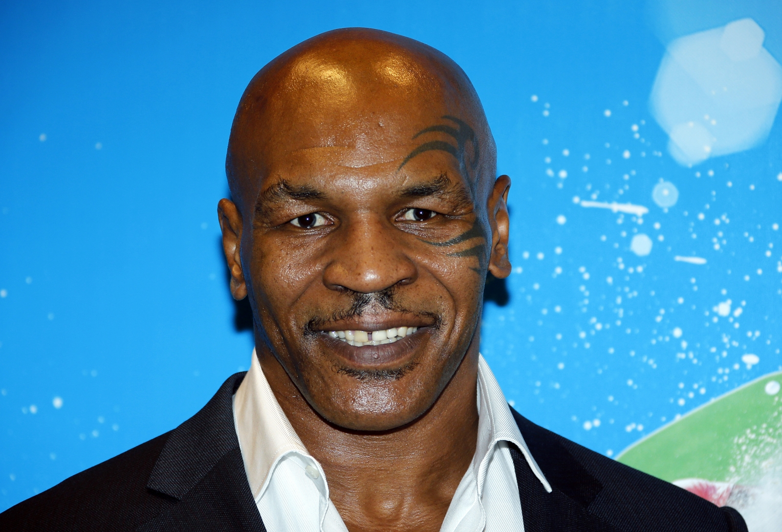 Mike Tyson in Dubai with Undisputed Truth - interview