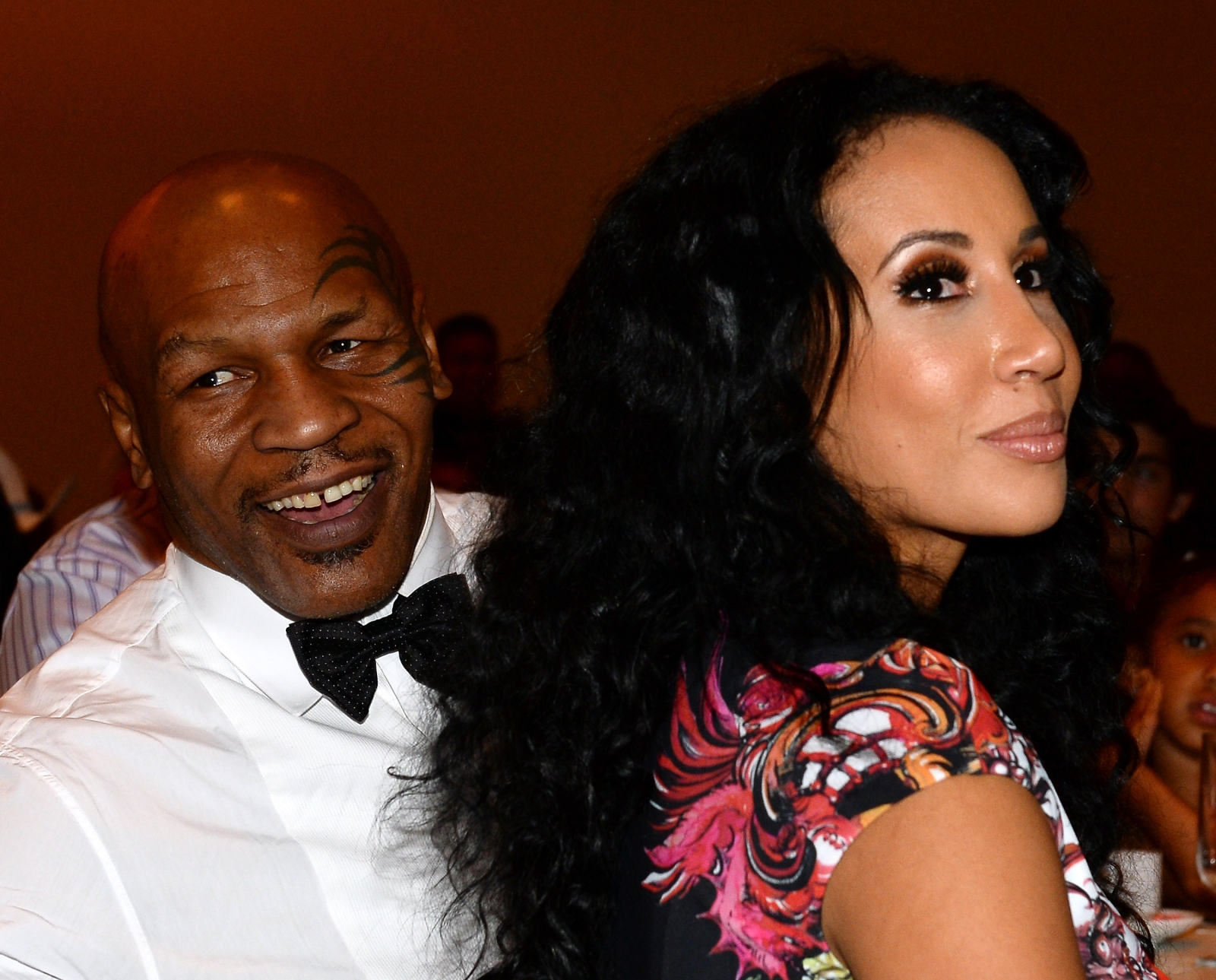 Mike Tyson wife