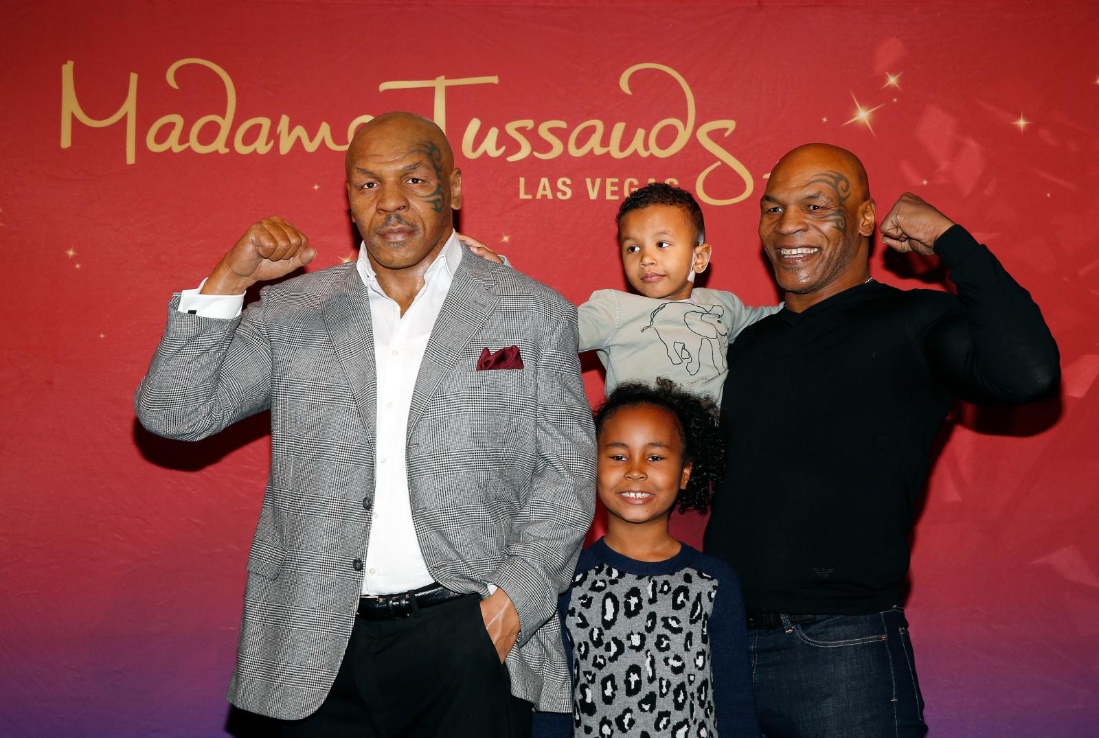 Mike Tyson children