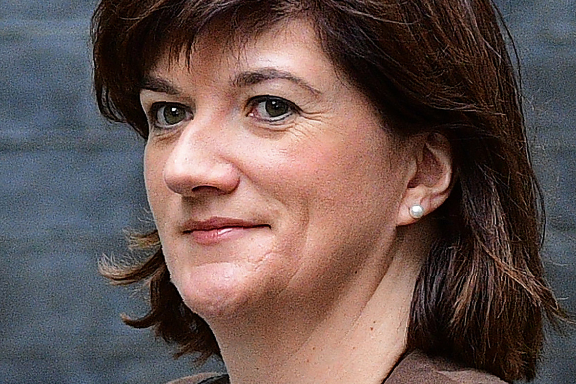 Theresa May And Nicky Morgan Row Re Opened With Leak Of