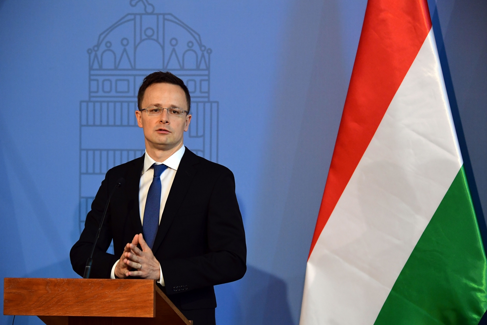 Hungary Foreign Minister