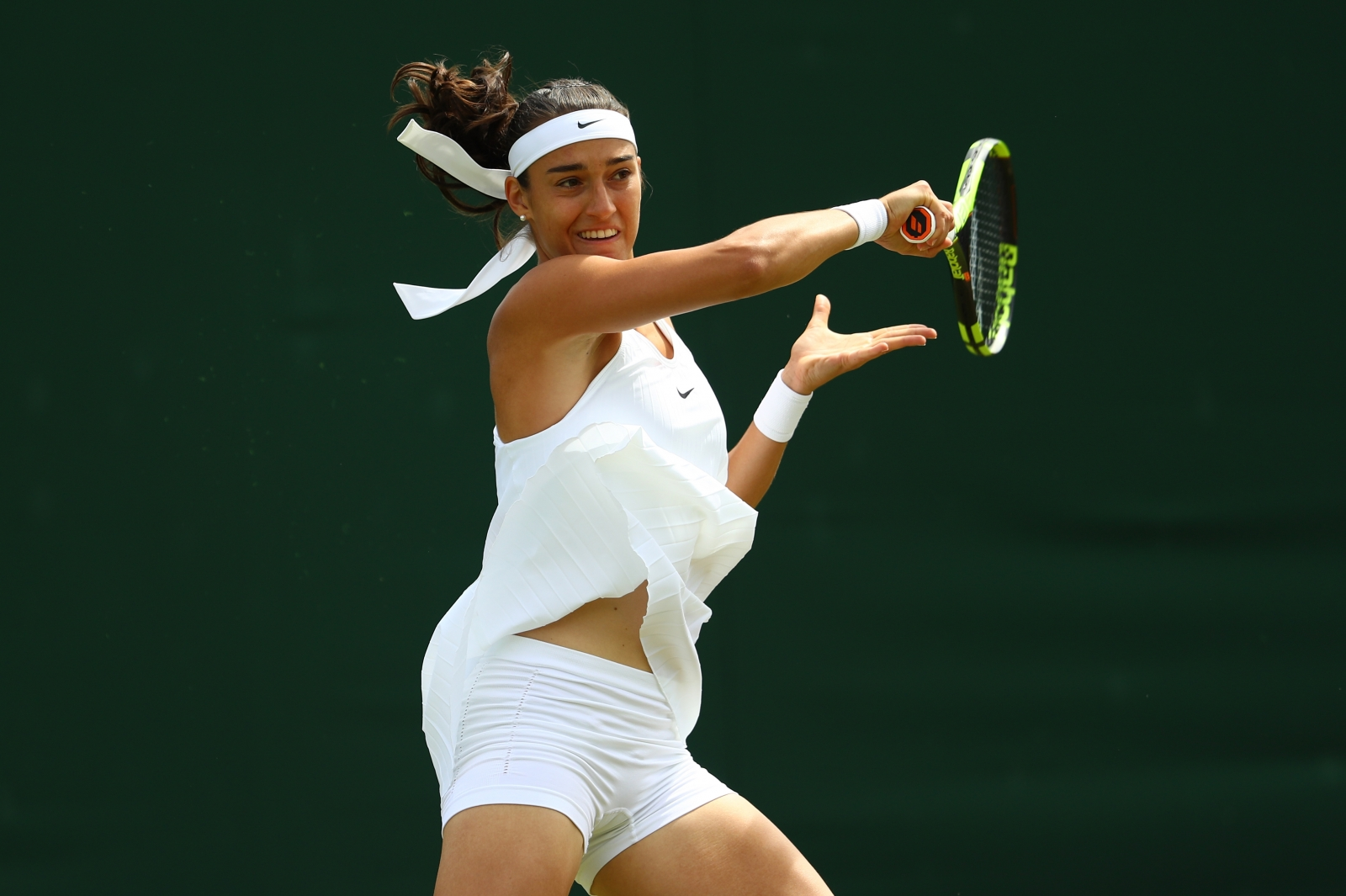 Wimbledon tennis controversy