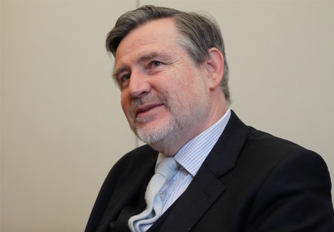 Labour MP Barry Gardiner