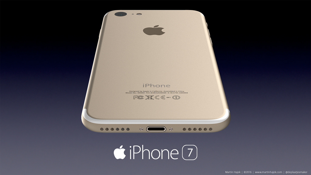 iPhone 7 mock up
