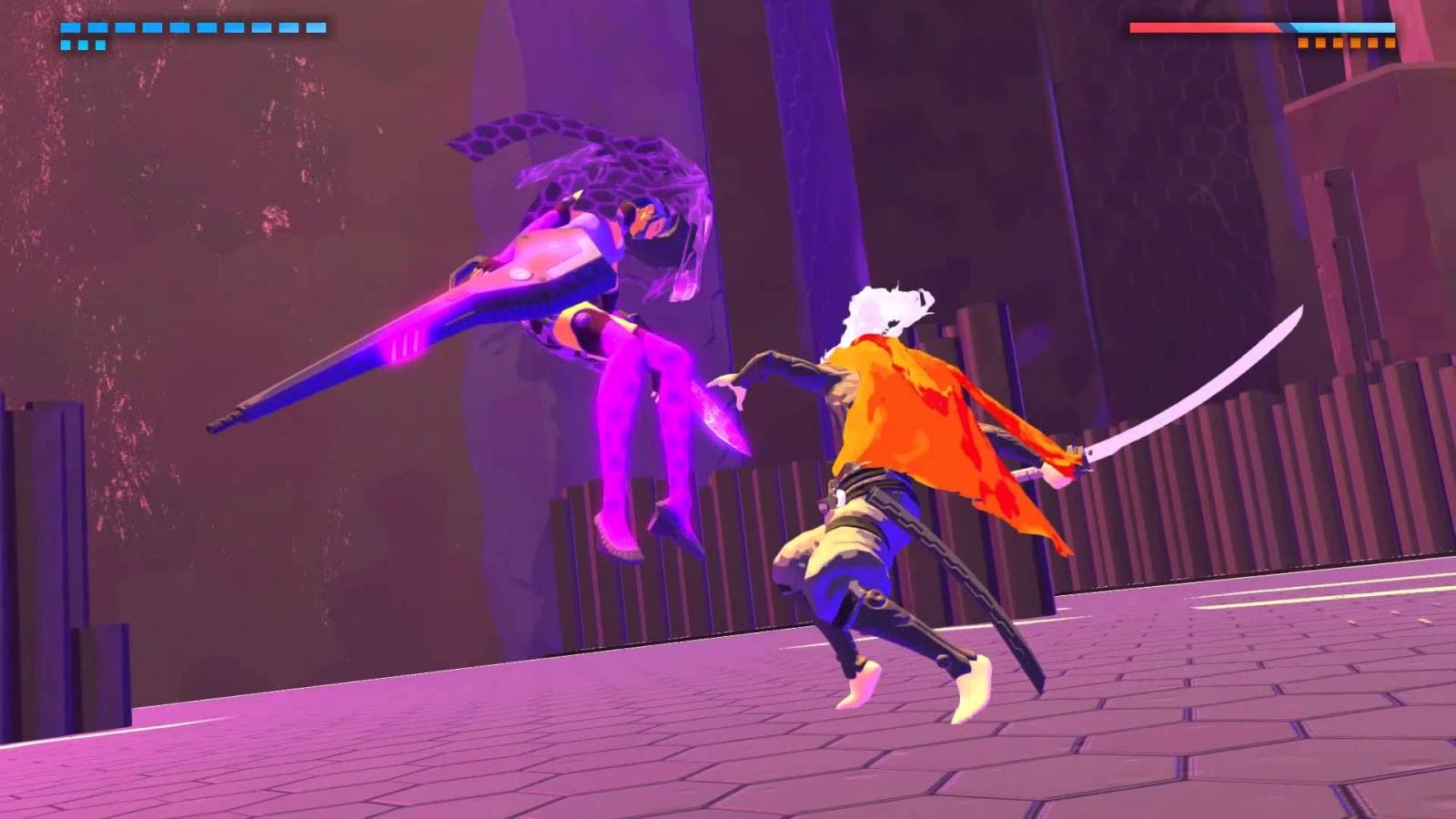 Furi game PS4