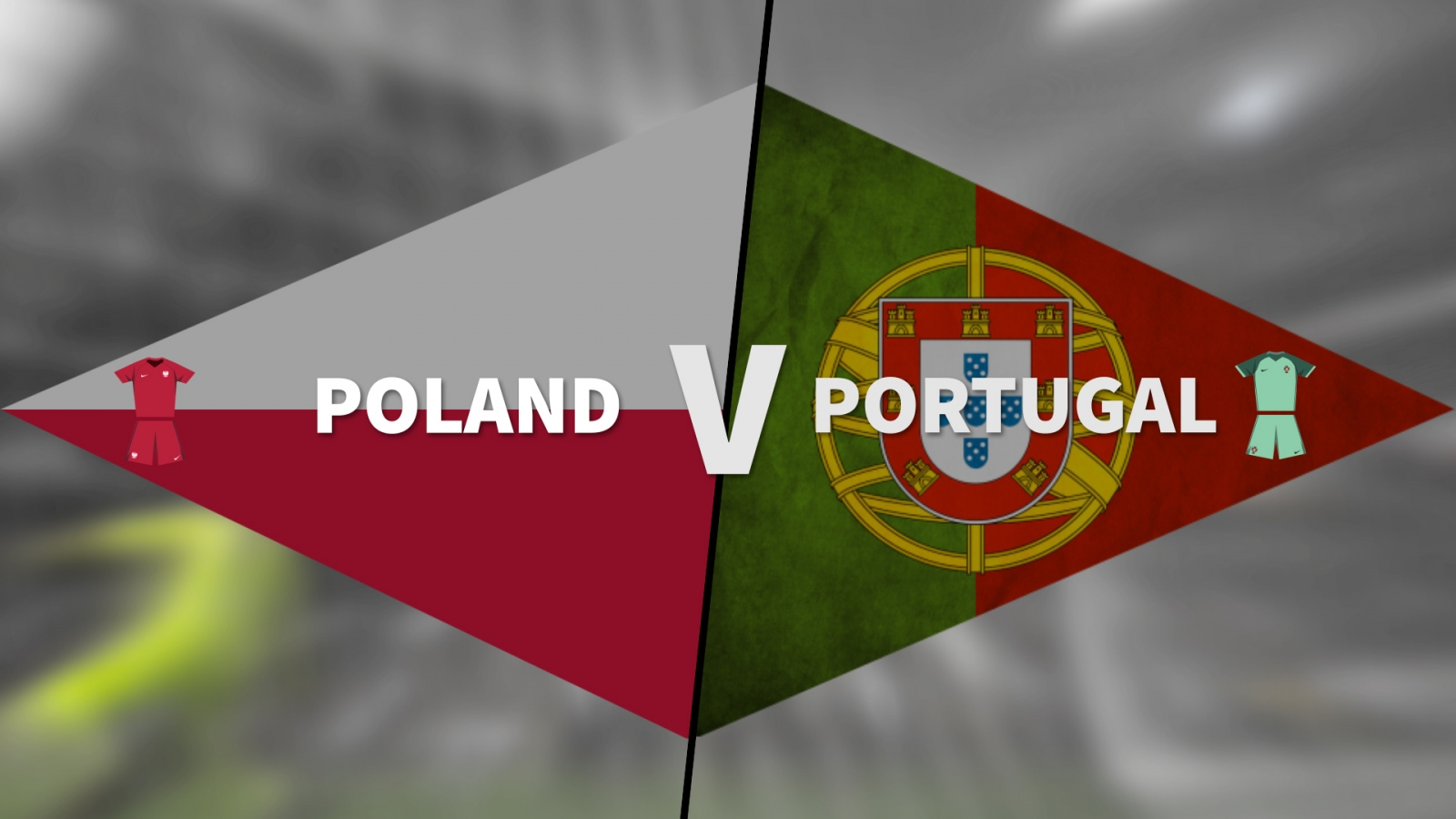Poland vs Portugal