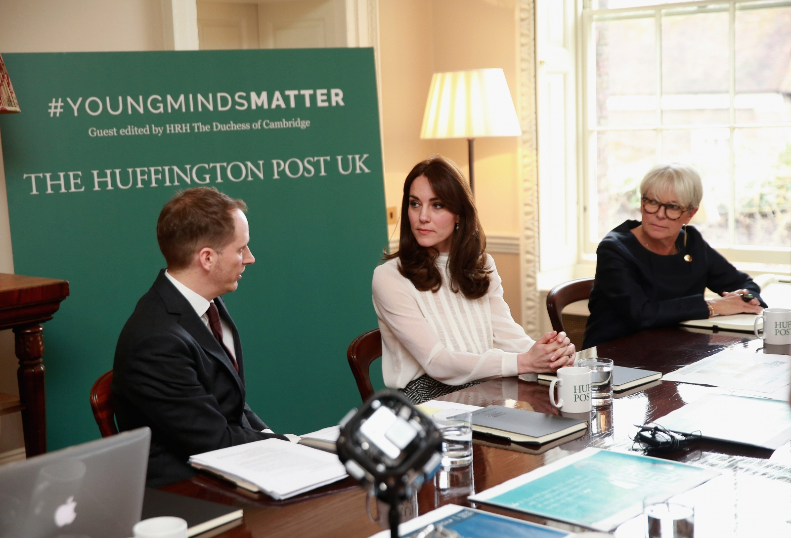 kate middleton takes over diana's former home