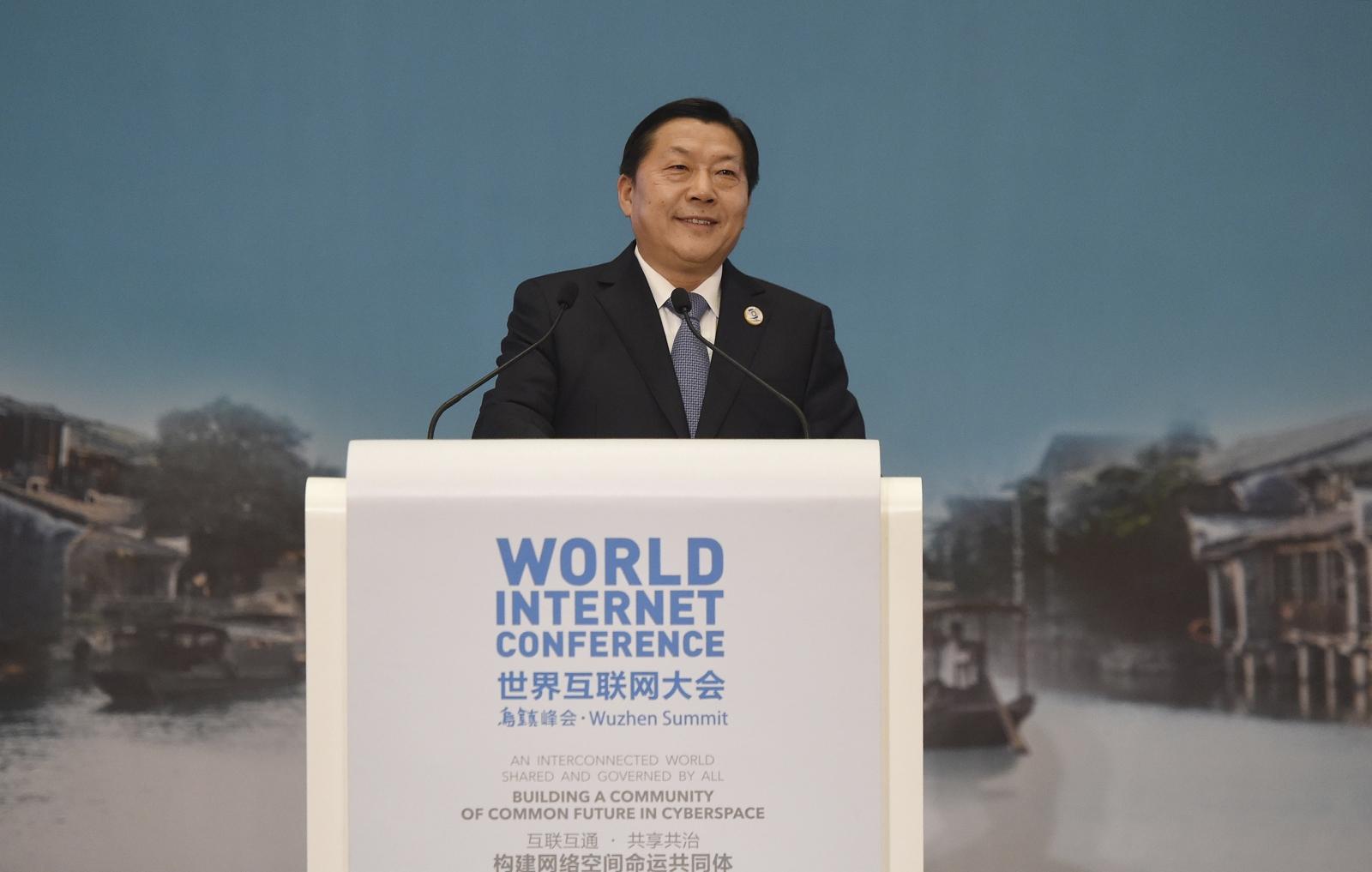 China internet czar Lu Wei