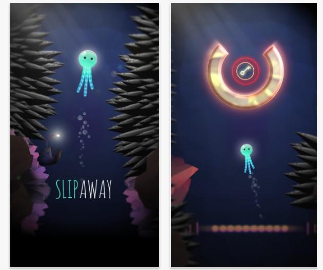 Slip Away app