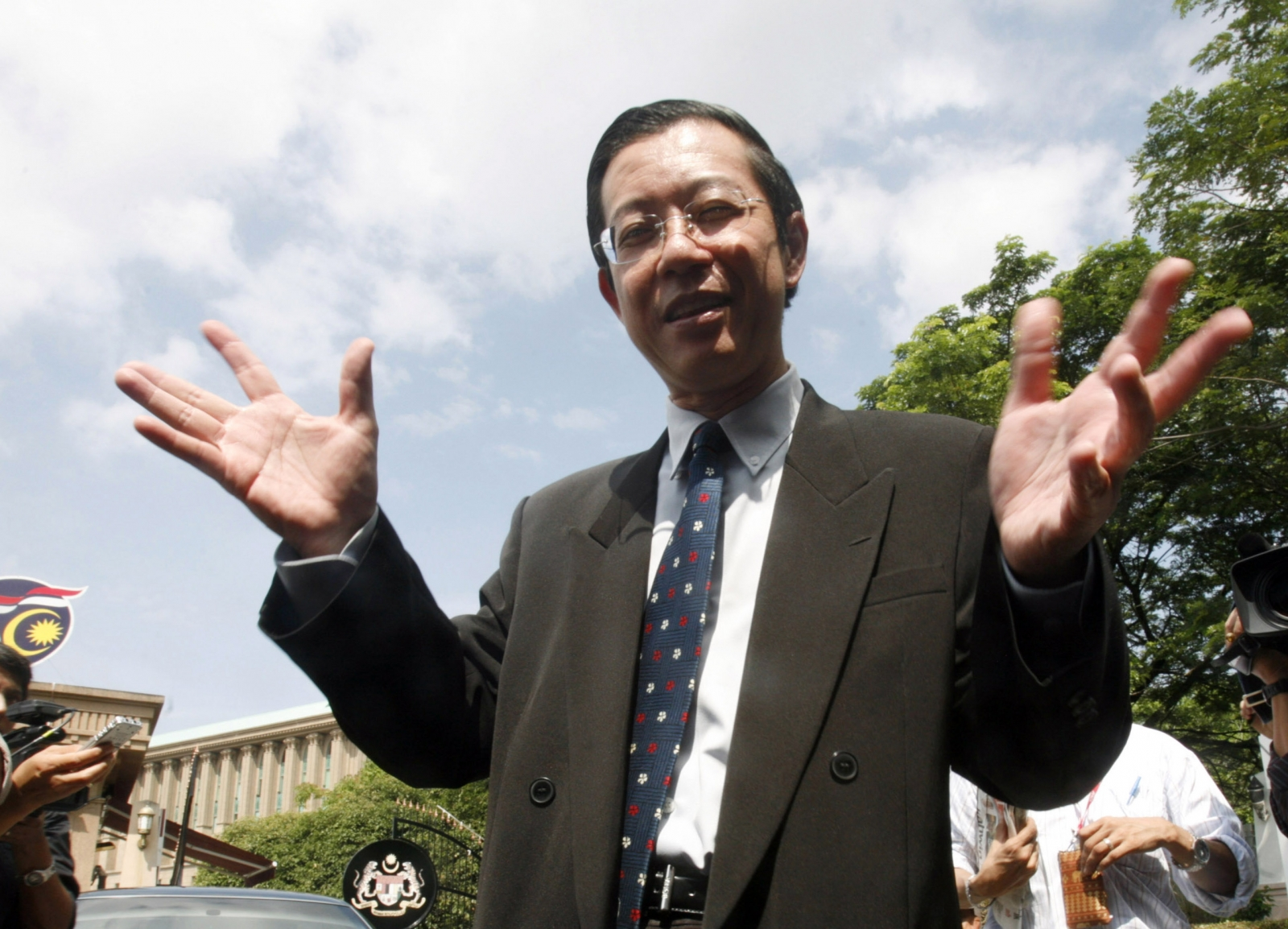 Lim Guan Eng Malaysia opposition leader