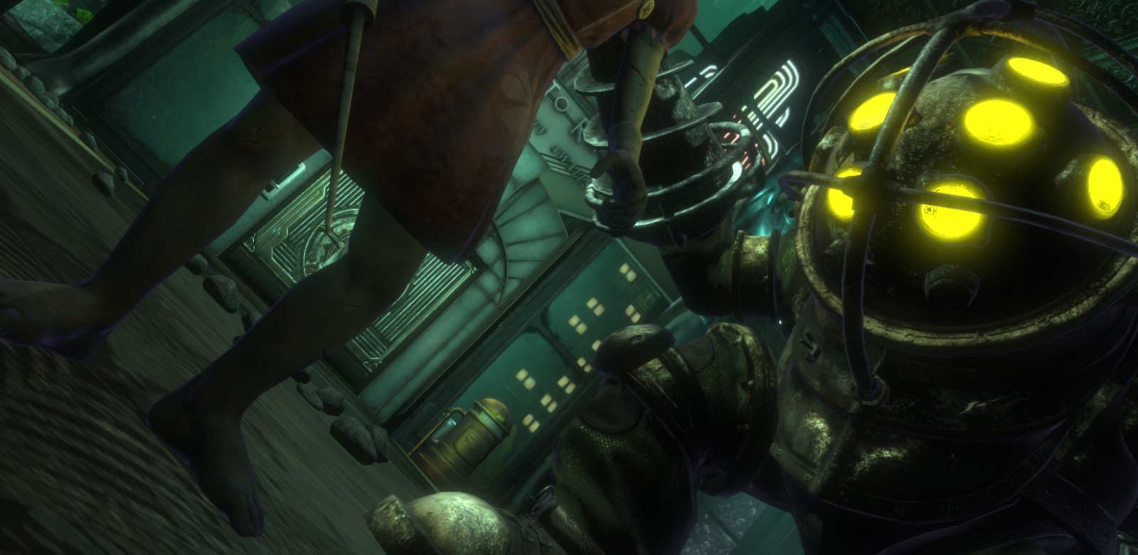 Bioshock The Collection PS4 Xbox One