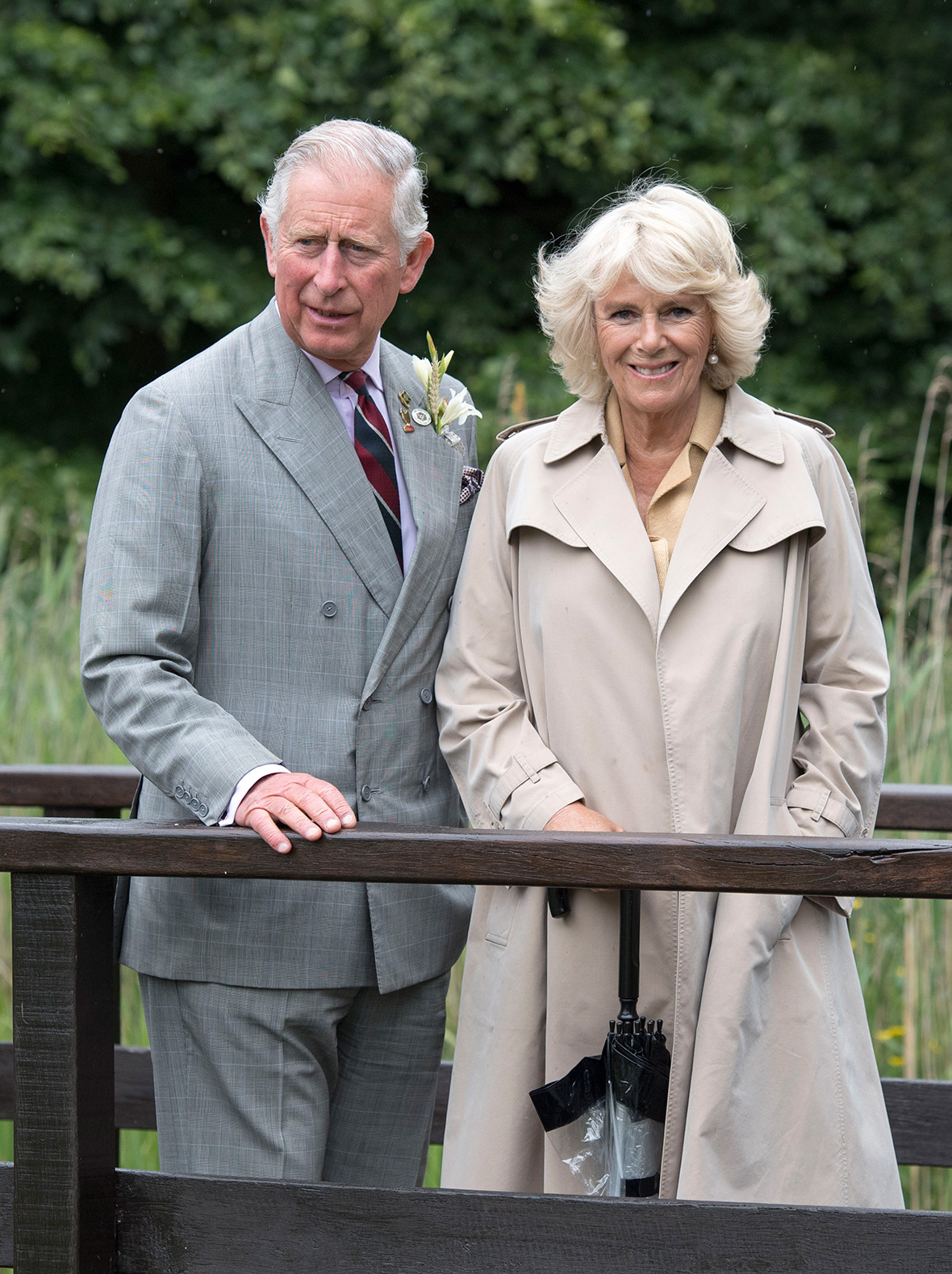 Charles and Camilla