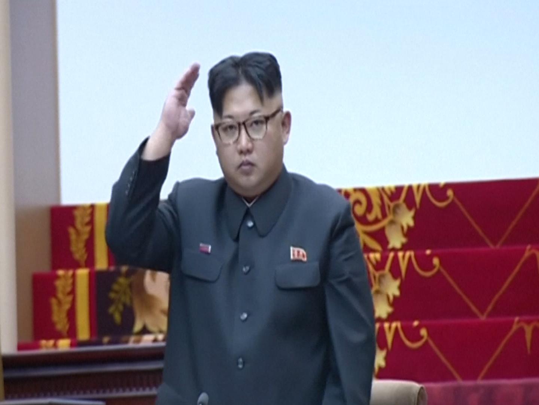Kim Jong-un gets new title