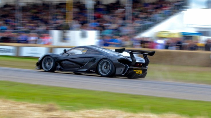 McLaren P1 LM at Goodwood 2016