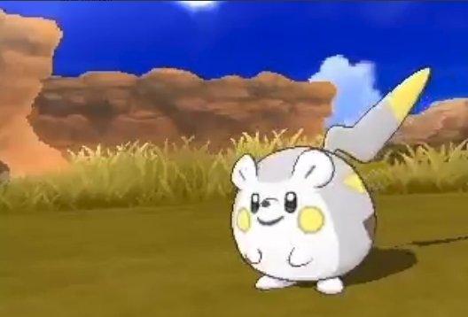 Pokemon Sun and Moon leak rodent